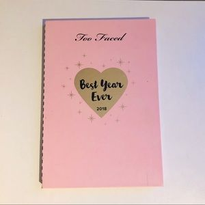 💄Too faced Best year ever makeup palette